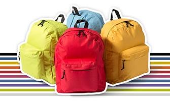 Mochilas, bolsas y viajes